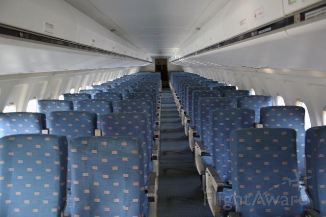 Fokker 100 — - FOKKER 100 OCEANAIR