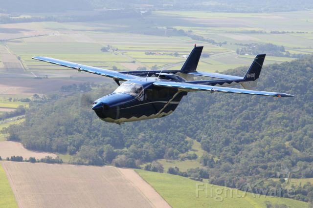 Cessna Super Skymaster (VH-OIQ) - Scenic flight over tropical North Queensland with OutbackOvernight.com