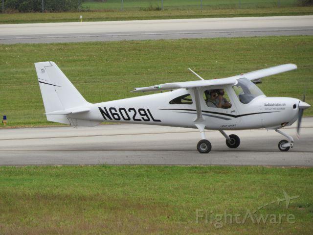 Cessna Skycatcher (N6029L)