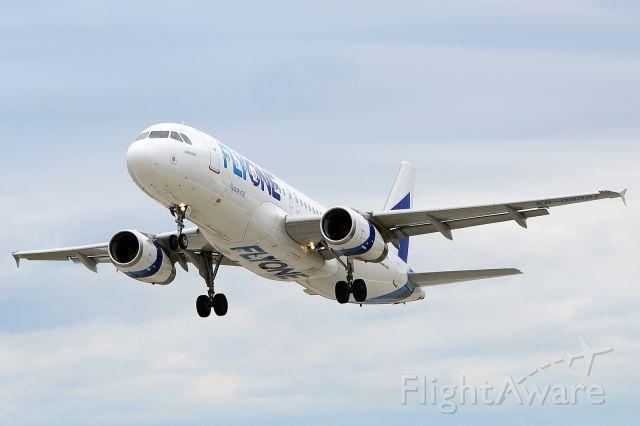 Airbus A320 (DHL00001)