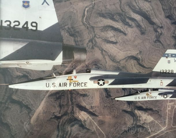 Northrop T-38 Talon — - I'm flying 13228