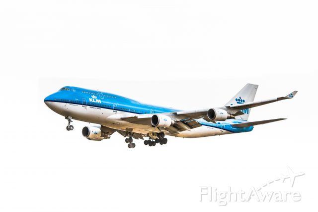 Boeing 747-400 (PH-BFL)