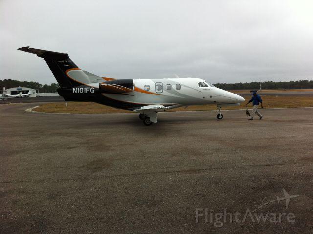 Embraer Phenom 100 (N101FG)