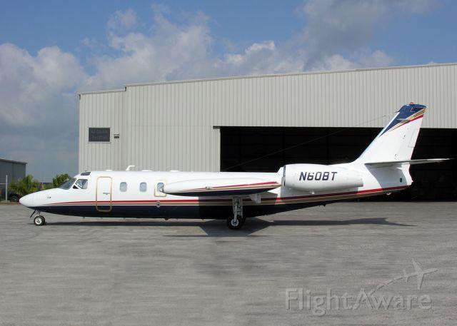 IAI 1124 Westwind (N60BT)