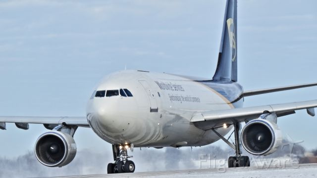 Airbus A300F4-600 (N442UP)