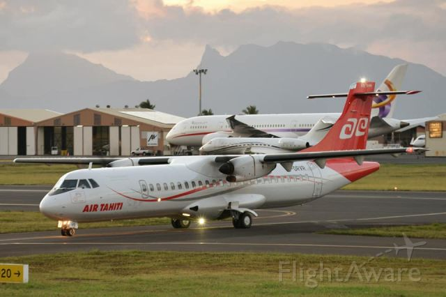 Aerospatiale ATR-72-600 (F-ORVR)