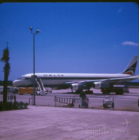 — — - May 26, 1972. Preparing for flight to ATL