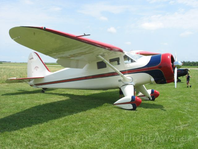 Experimental  (N9178H) - At the MYZ fly-in. Should