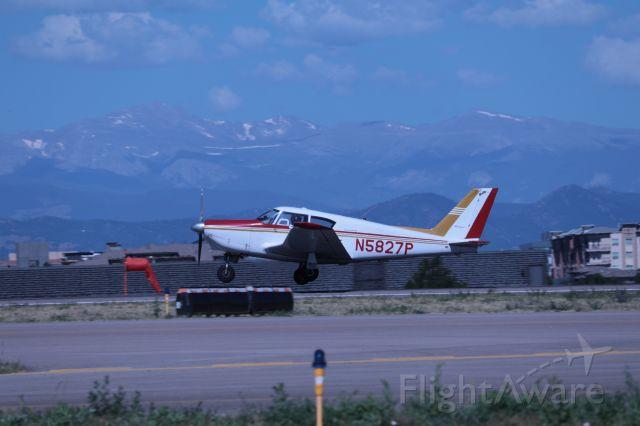 Piper PA-24 Comanche (N5827P)