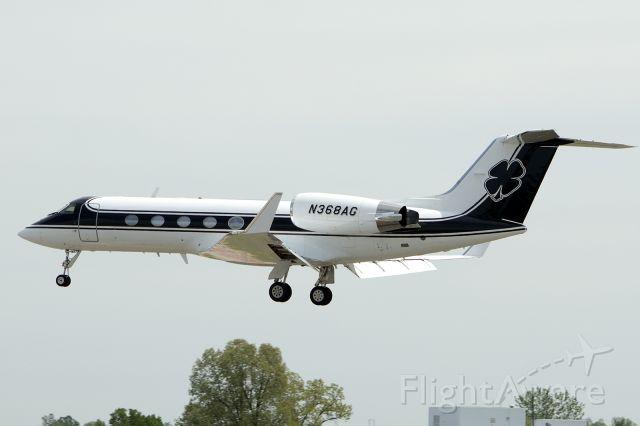 Gulfstream Aerospace Gulfstream IV (N368AG)