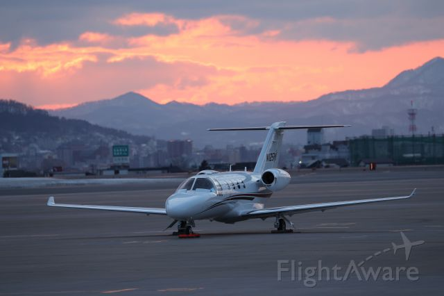 Cessna Citation CJ1 (N125RK) - 13 March 2017:Textron Aviation:Cessna 525 CitationJet M2