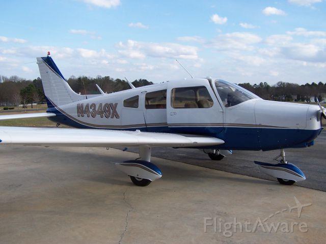 Piper Cherokee (N4349X)