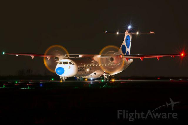 ATR ATR-72 (EC-IZO)