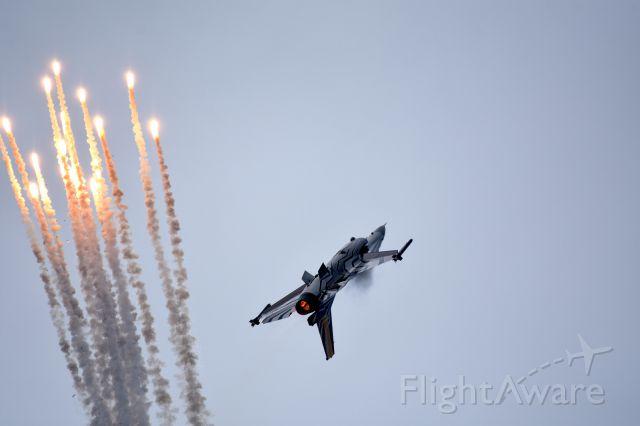 Lockheed F-16 Fighting Falcon — - Luchtmachtdagen 2016, Leeuwarden Netherlands<br /><br />Belgian Air Force F-16 Demo