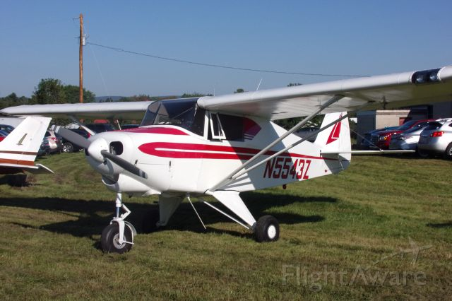 Piper PA-20 Pacer (N5543Z)