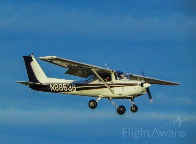 Cessna 152 (N89539)