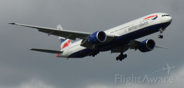 Boeing 777-200 (G-STBH)