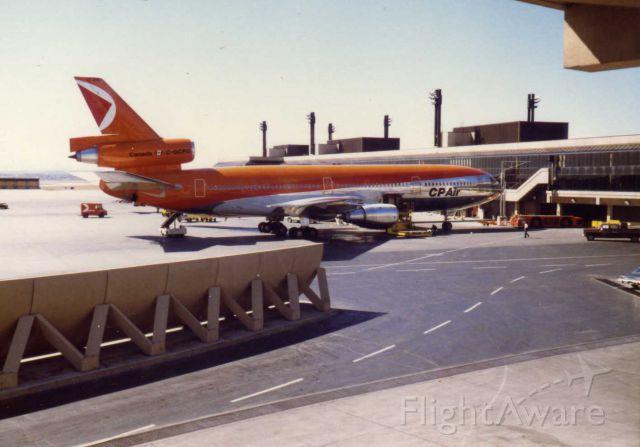 McDonnell Douglas DC-10 —