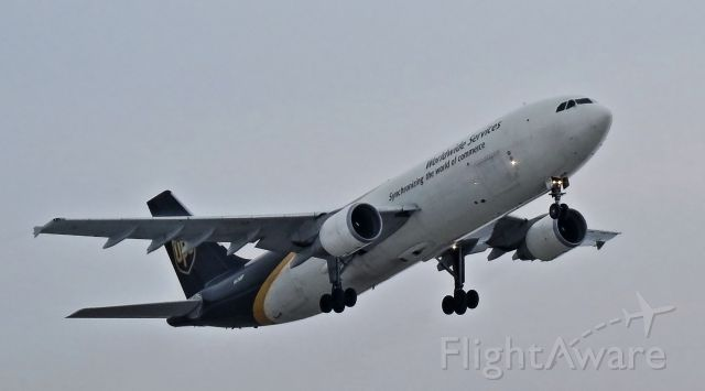 Airbus A300F4-600 (N126UP)