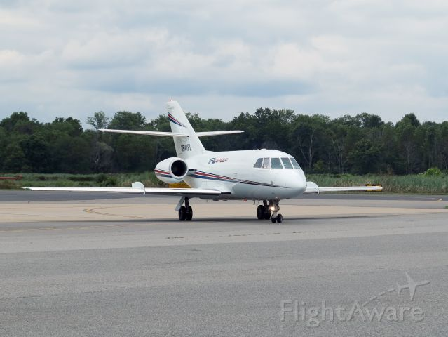 Dassault Falcon 20 (N541FL) - Very nice aircraft.