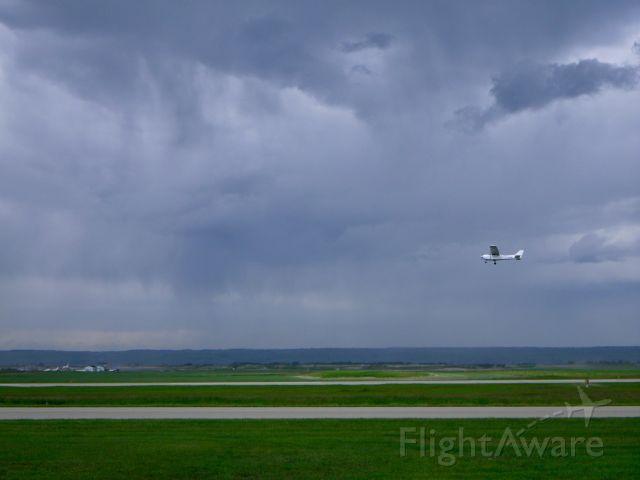 Cessna Skyhawk (C-GORL) - C-GORL Cessna Skyhawk.
