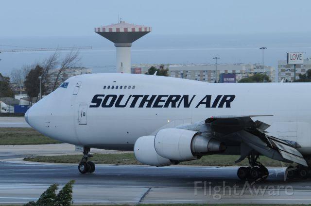 Boeing 747-200 (SOO201)