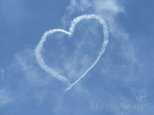 — — - WE LOVE FLYING - Beaufort, SC - airshow 2007