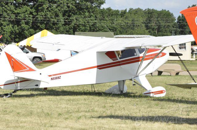 Piper PA-22 Tri-Pacer (N5569Z)