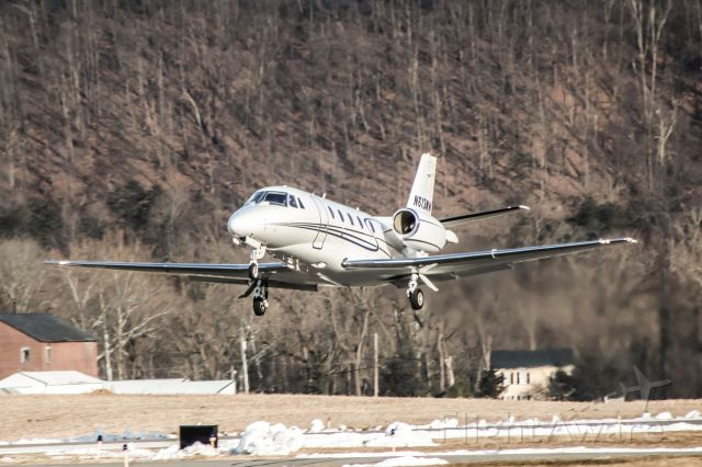 Cessna Citation V (N613WM) - N613WM departing RW 17 @ KSEG.