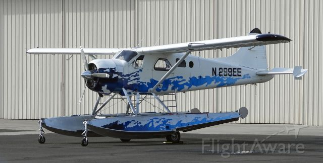 De Havilland Canada DHC-2 Mk1 Beaver (N299EE)