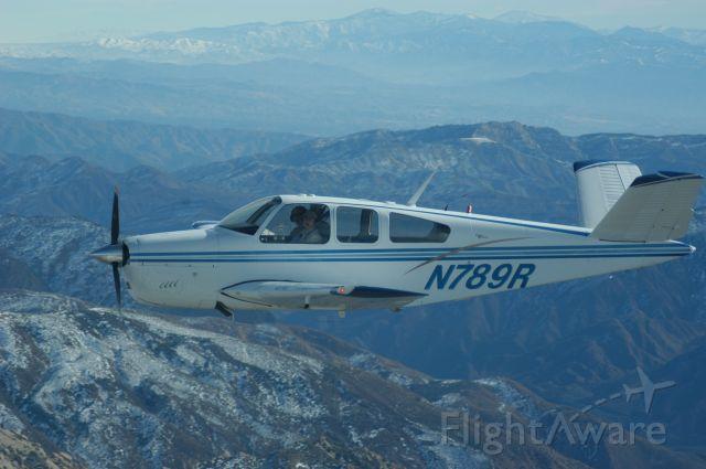 Beechcraft 35 Bonanza (N789R) - Bonanza S-35