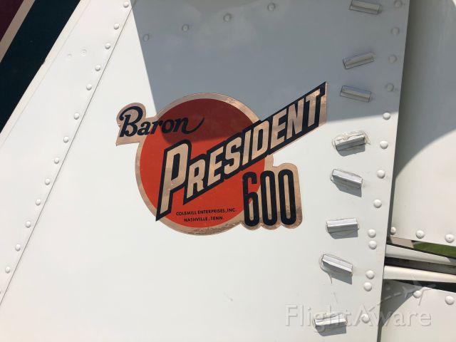 Beechcraft 55 Baron (N500CA)