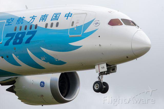 Boeing 787-8 (B-2725) - B-2725