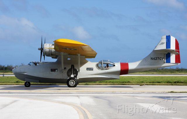 Canadair CL-1 Catalina (N427CV)