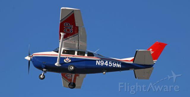 Cessna 206 Stationair (N9459M)