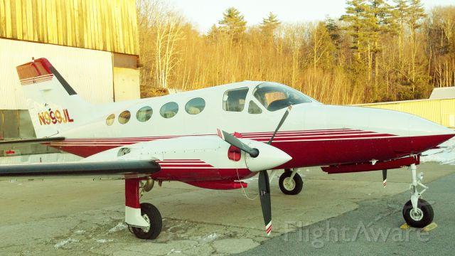 Cessna Chancellor (N999JL)