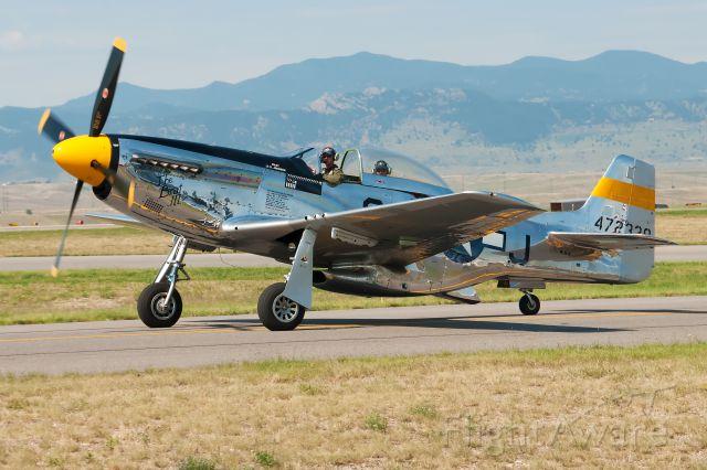 North American P-51 Mustang (N251JC) - RMA2013