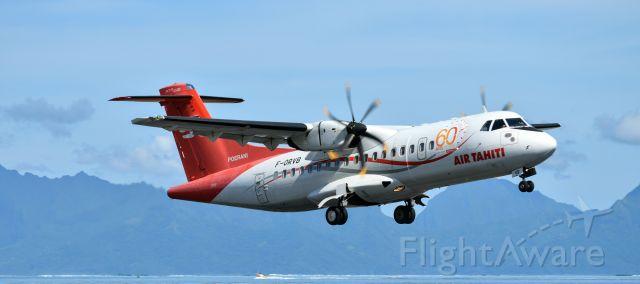 Aerospatiale ATR-42-600 (F-ORVB)