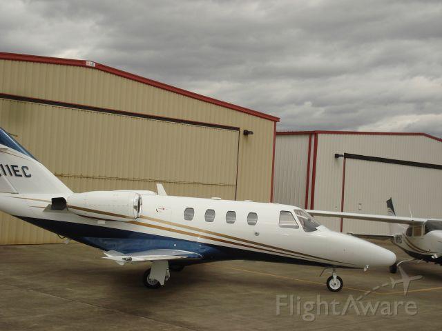 Cessna Citation CJ1 (N511EC)