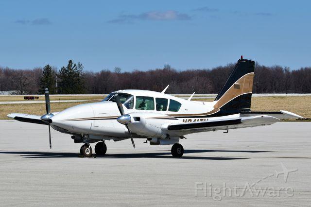 Piper Apache (N241TN)
