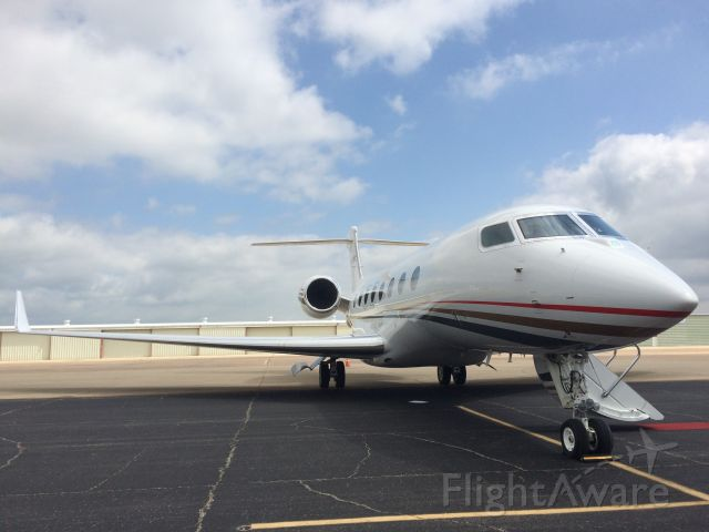 Gulfstream Aerospace Gulfstream G650 — - G650 at Waco Flying Service FBO