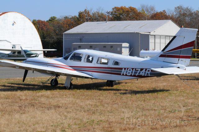 Piper Seneca (N8174R)