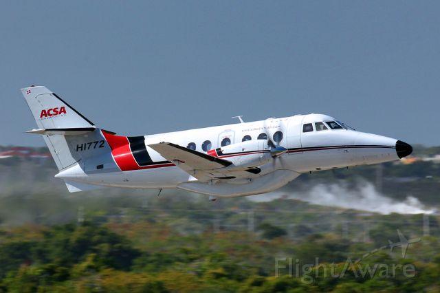 British Aerospace Jetstream 31 (HI772)