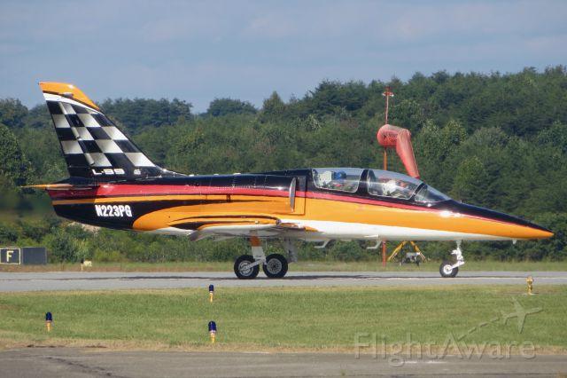 Aero L-39 Albatros (N223PG) - Butler Sky Dreams Aero Vodochody L-39 Albatros 9/22/13