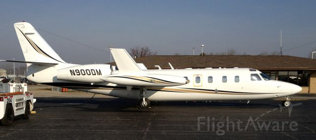 IAI 1124 Westwind (N900DM)