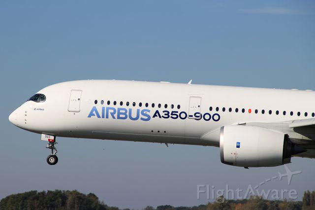 Airbus A350-900 (F-WZGG)