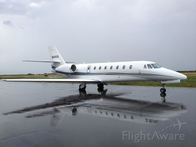 Cessna Citation Sovereign (FIV635) - *****