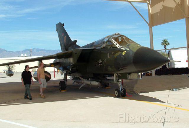 — — - Davis Monthan AFB air show 2005