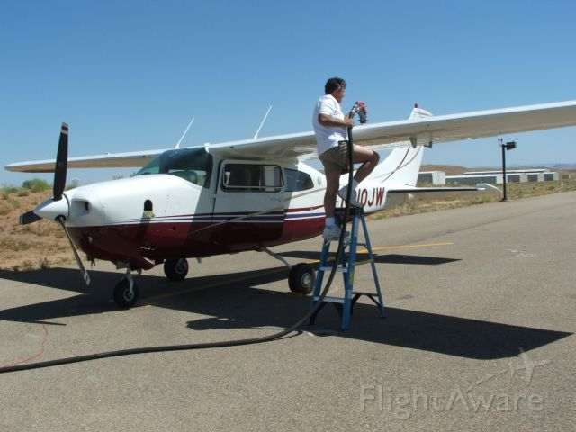 Cessna Centurion (N210JW) - 1