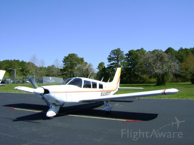 Piper Saratoga (N4483T) - Mya, Breakfast Run
